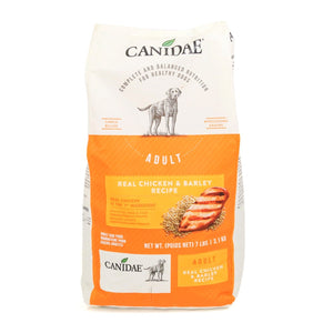CANIDAE Chicken & Barley Dry Dog Food, 25 lbs.