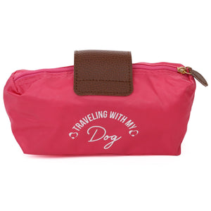Vanderpump Dogs Cosmetic Bag