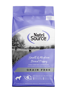 Small &  Medium Puppy Blend - Turkey, Turkey Meal & Whitefish Meal Protein