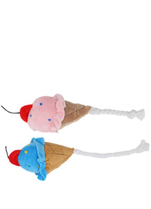 Mini Ice Cream Plush Toy Set