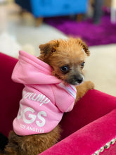 Load image into Gallery viewer, Vanderpump Dogs Pink Sweater