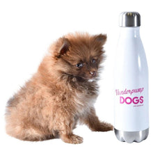 Load image into Gallery viewer, Vanderpump Dogs Water Bottle (WHITE)