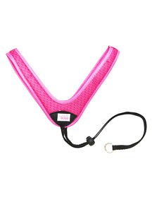 Step-in Mesh Harness (PINK)