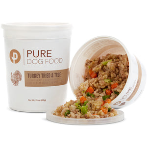 PURE Dog Food - Turkey Tried & True