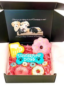 Vanderpump Dogs Treat Box (Pink or Blue)