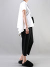 Casual Irregular Long T-shirt