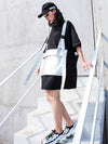 Summer Big Pocket T-Shirt Dress