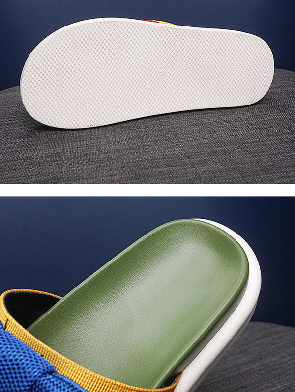 Bow-Knot Thick Bottom Slipper