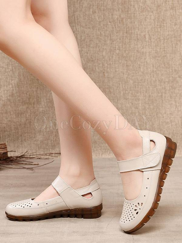 Casual Soft Flat Shoes