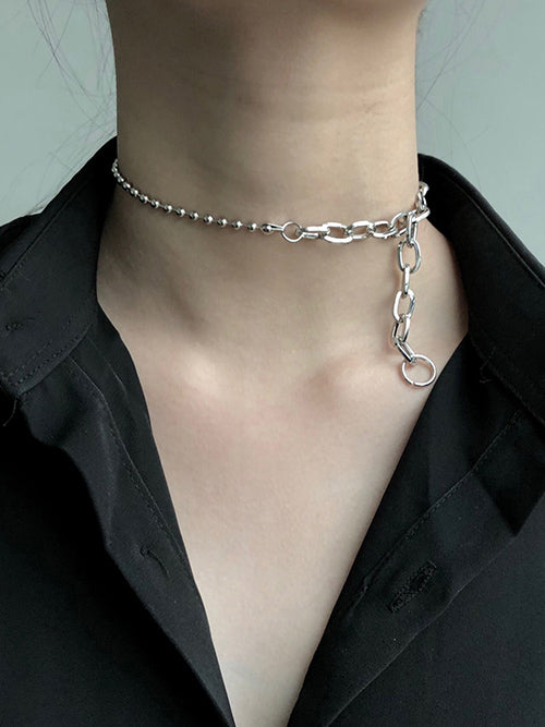 Fashion Split-joint Designed Necklace