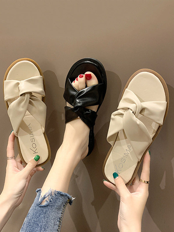 Summer Fashion Soft Bottom Slipper