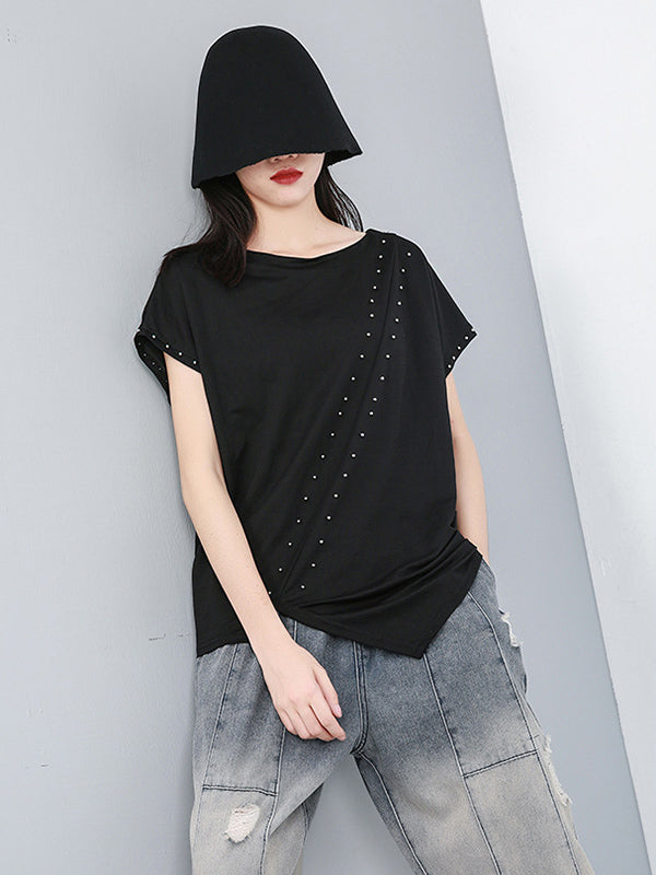 Casual Cropped T-shirt