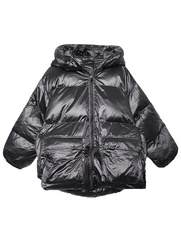 Loose Padded Bread Cotton Coat