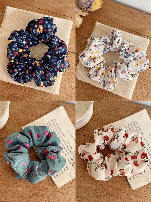 Elastic Hair Bands Headband Elastic Hair Rubber Bands Ponytail Holder