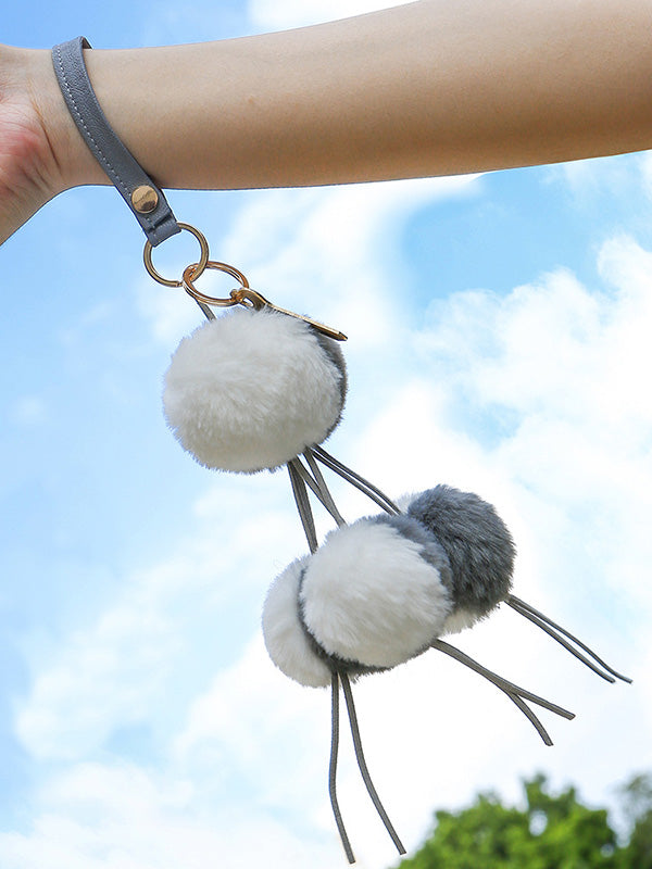 Simulation Rabbit Wool Bag Pendant Decorations