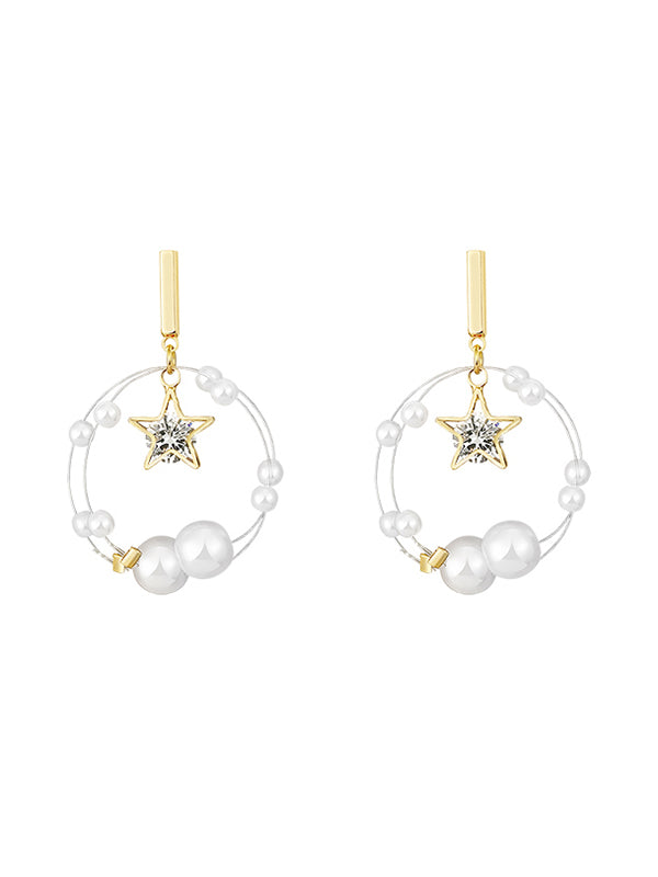 Original Star&Beads Earrings