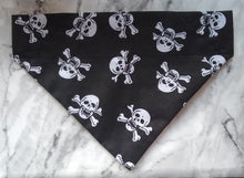 Load image into Gallery viewer, Bad to the Bone Skull Bandana