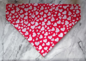 I Wuff You Heart Bandana