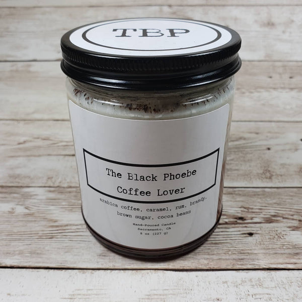 Coffee Lover Candle | 8 Ounce