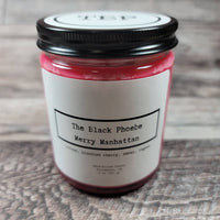 Merry Manhattan | Winter Scent | Zesty Citrus & Brandied Cherry | 8 Ounce Candle