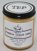 Pumpkin Crunch Cake - 8 Oz