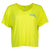 Nalu Flowy T-Shirt Neon Yellow