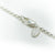 Silver Nalu Chain Necklace 16""