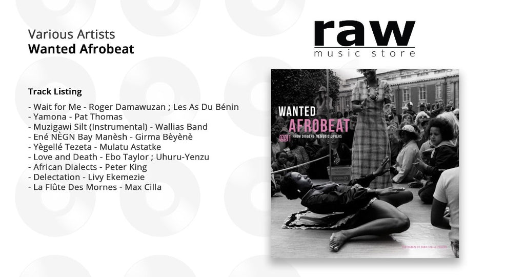Various Artists - Wanted Afrobeat