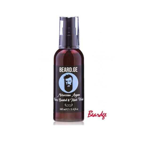 Beard, Hair & Face Wash