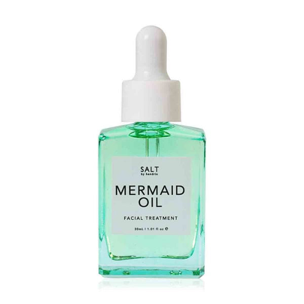 Salt by Hendrix | Mermaid Facial Oil - Bergamot + Clary Sage