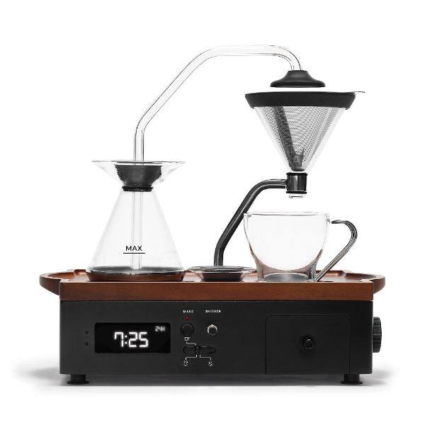 The Barisieur - Coffee Alarm Clock