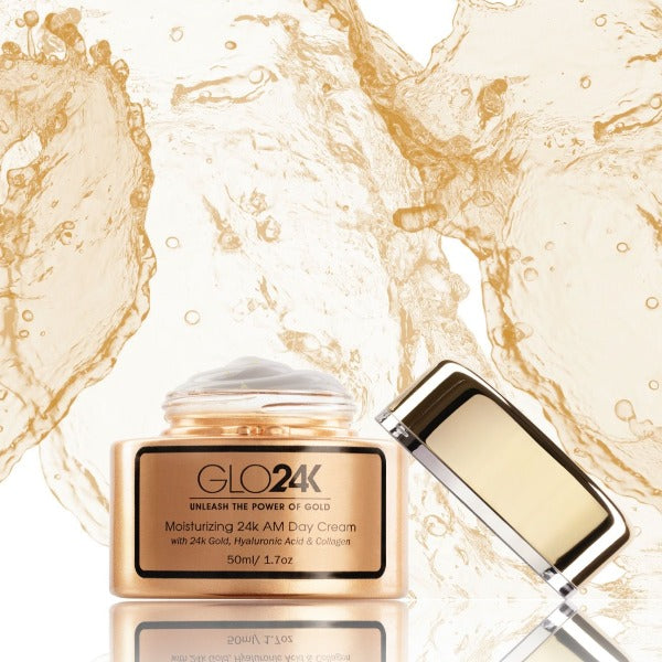 Moisturizing 24k AM Day Cream