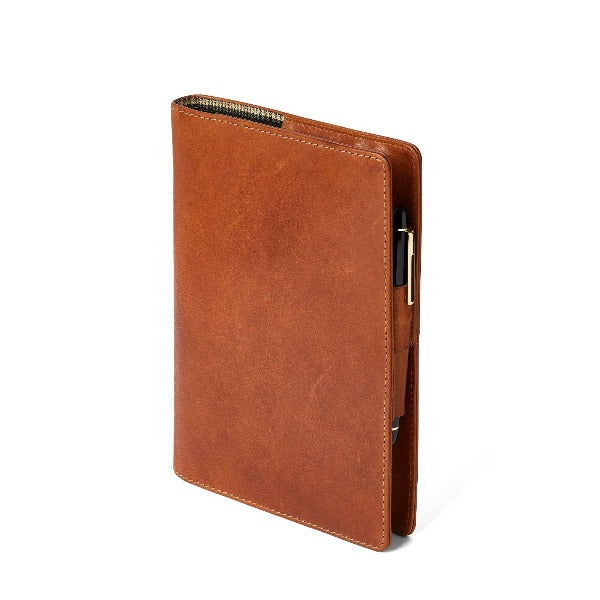 Ryoko Leather Cover For Moleskine Notebook