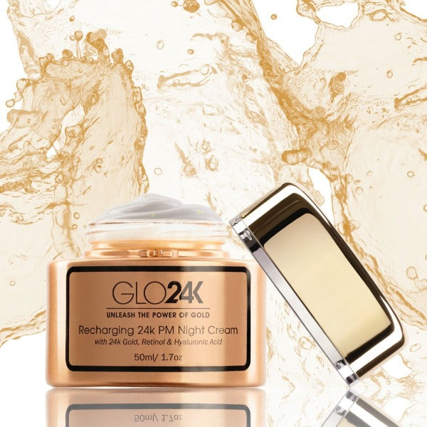Recharging 24k PM Night Cream