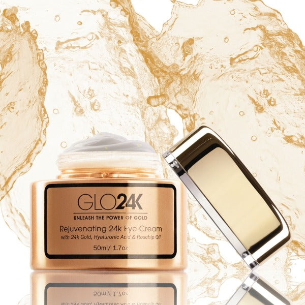 Rejuvenating 24k Eye Cream