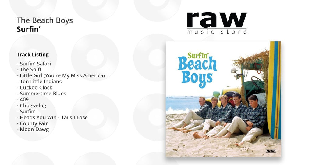 The Beach Boys - Surfin'