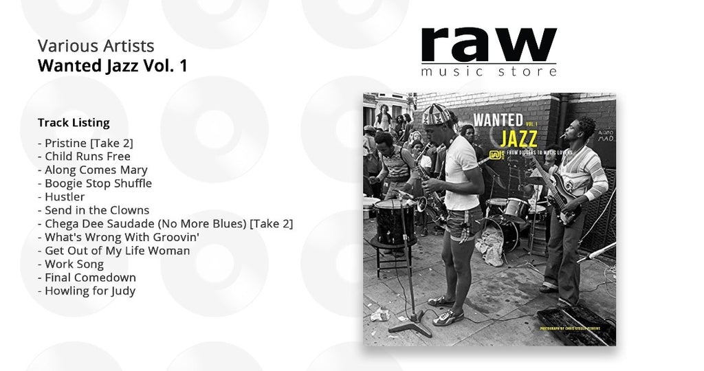 Various Artists - Wanted Jazz Vol. 1