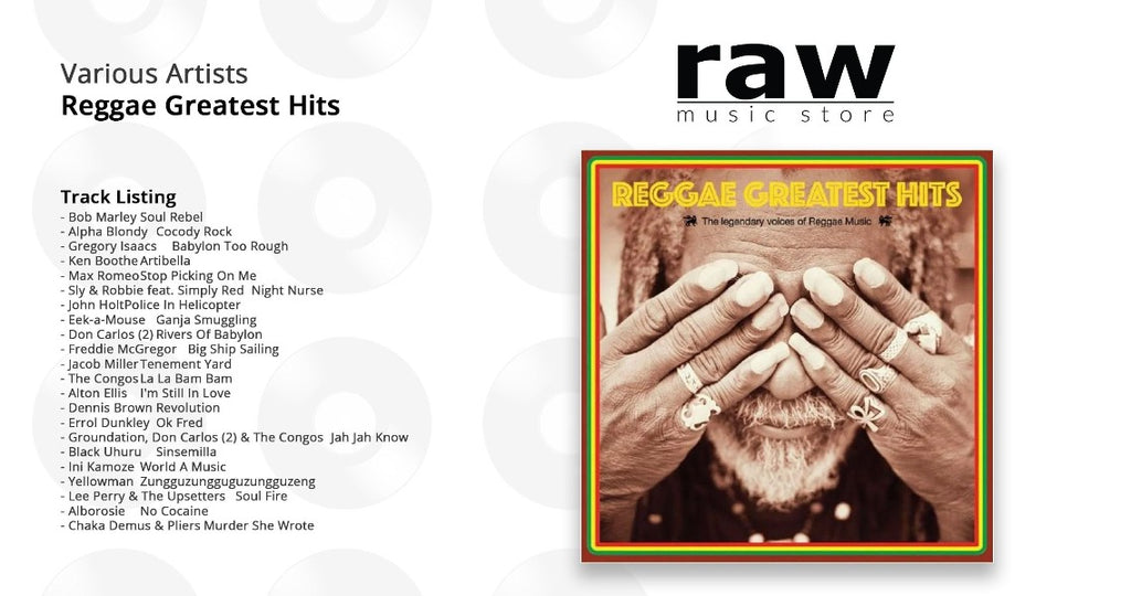Various Artists - Reggae Greatest Hits