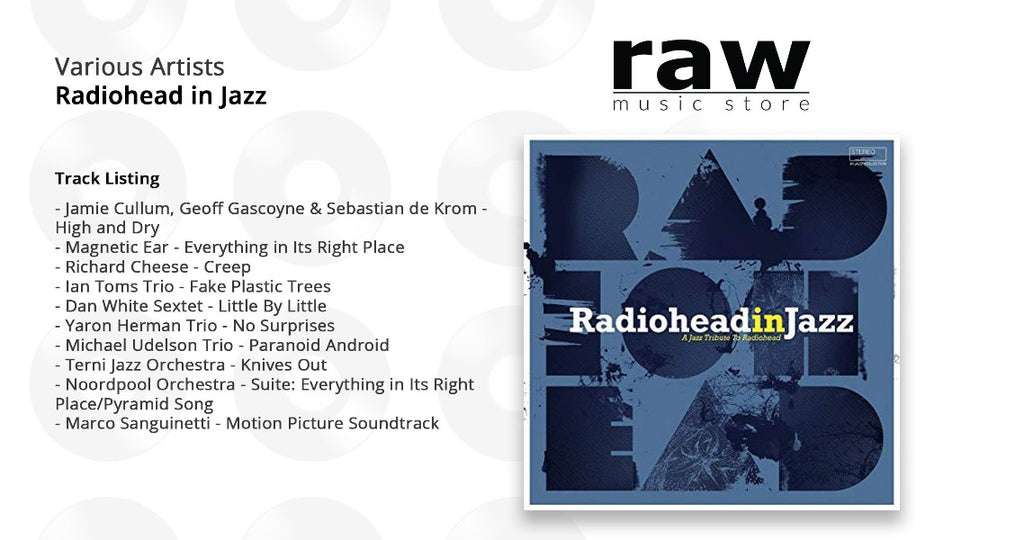 Various Artists - Radiohead In Jazz