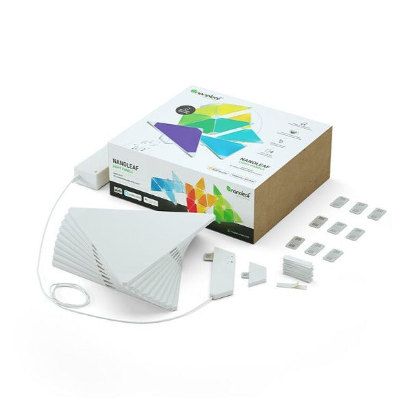 Nanoleaf Light Panels Smarter Kit Rhythm Edition