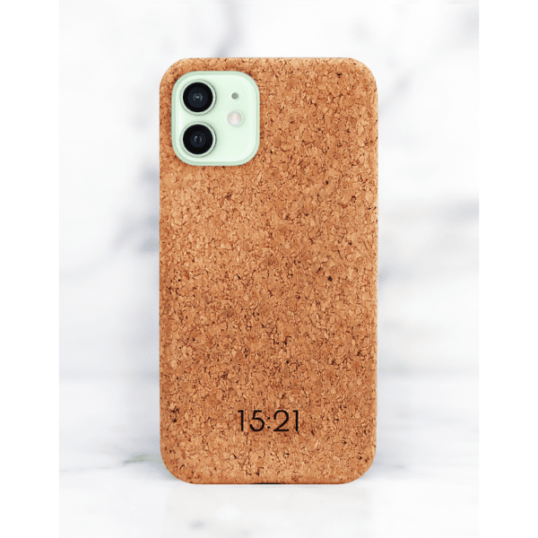 15:21 Design House iPhone 12/12 Pro cork case