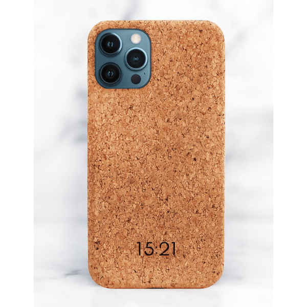 15:21 Design House iPhone 12 Pro Max cork case