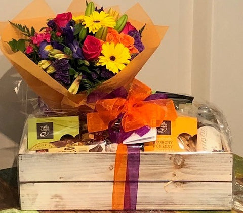 Flowers & Gift Hamper