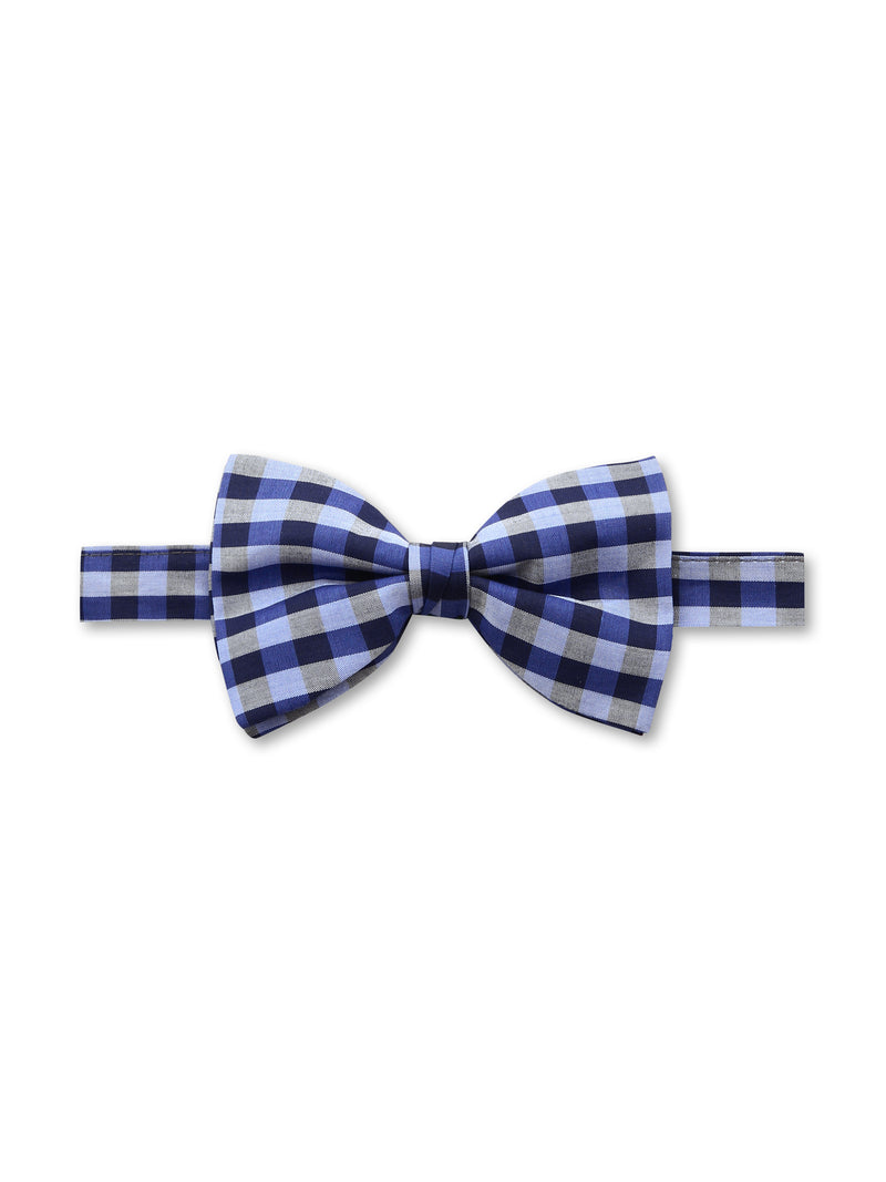 Francis Check Bow Tie