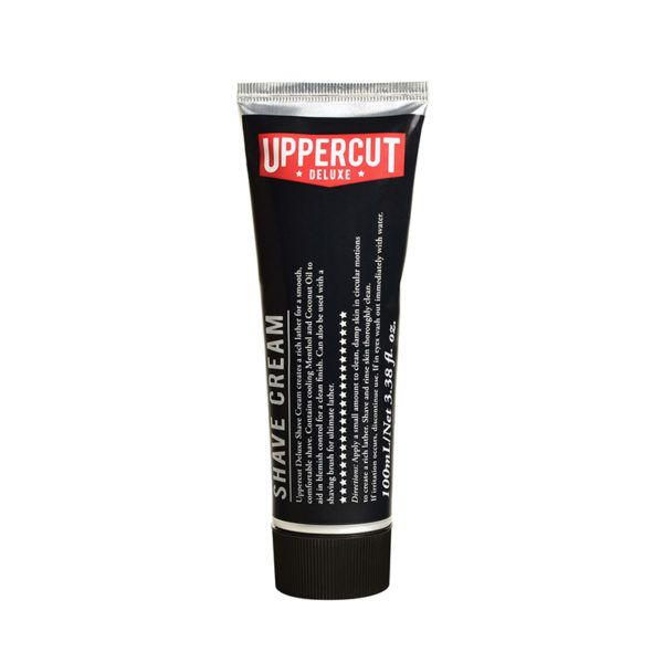 Uppercut Deluxe Shave cream