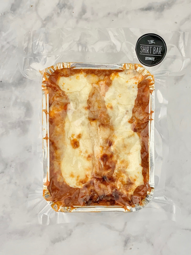 Beef Bolognese Lasagne (2 or 4 people)