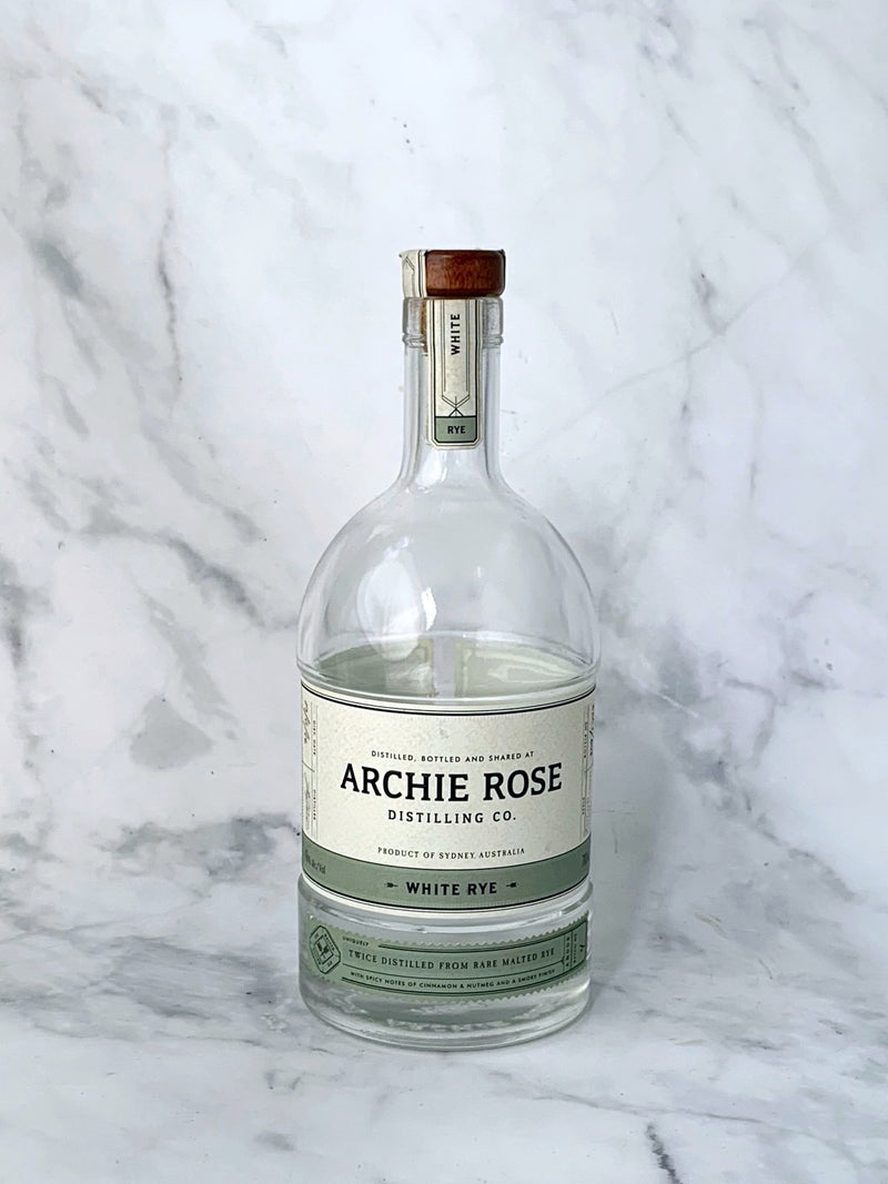 Archie Rose White Rye Whisky (50ml serve)