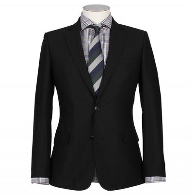 Cooper Black Micro Design Suit