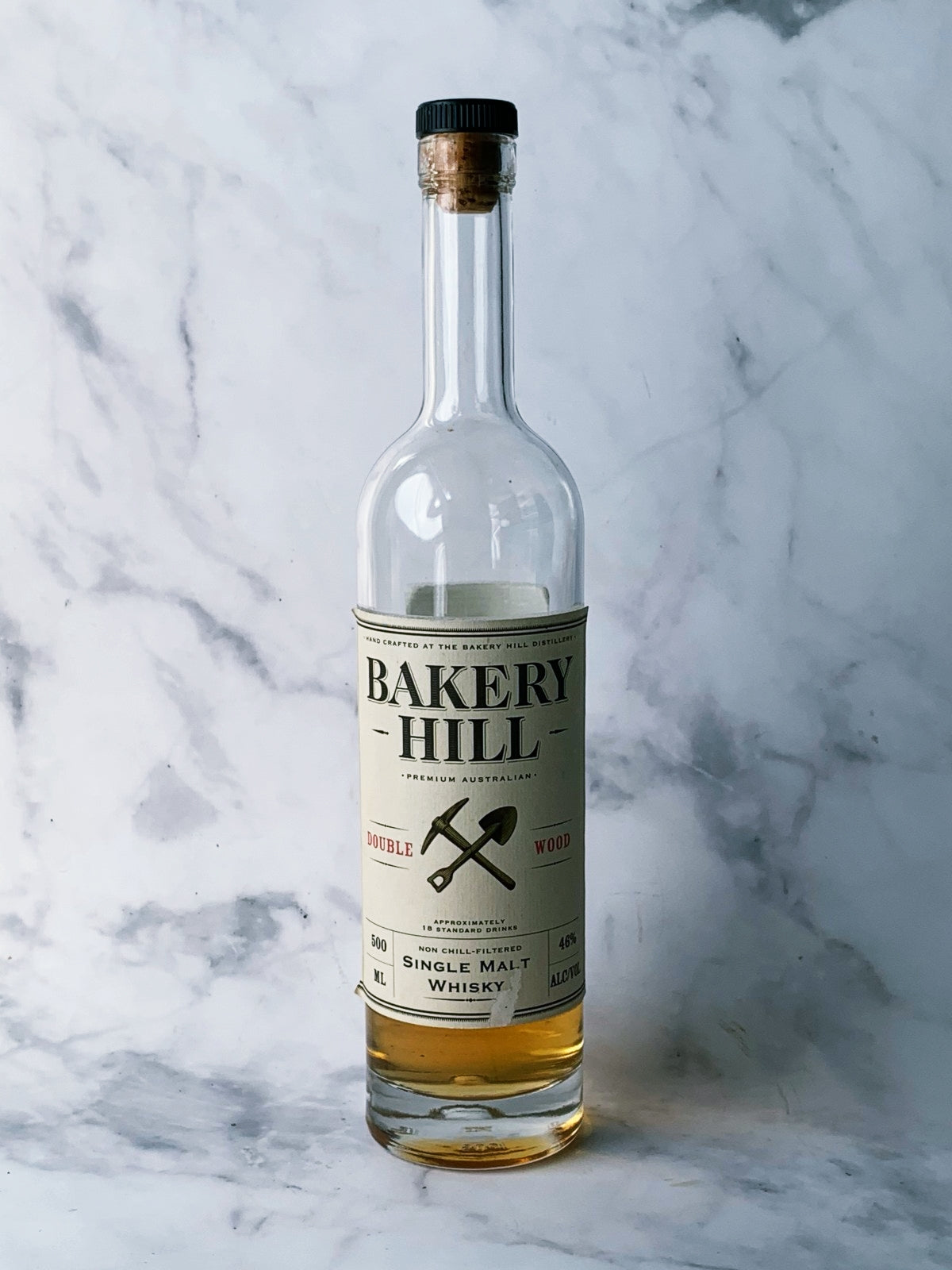 Bakery Hill Double Wood Single Malt Whisky (50ml serve)