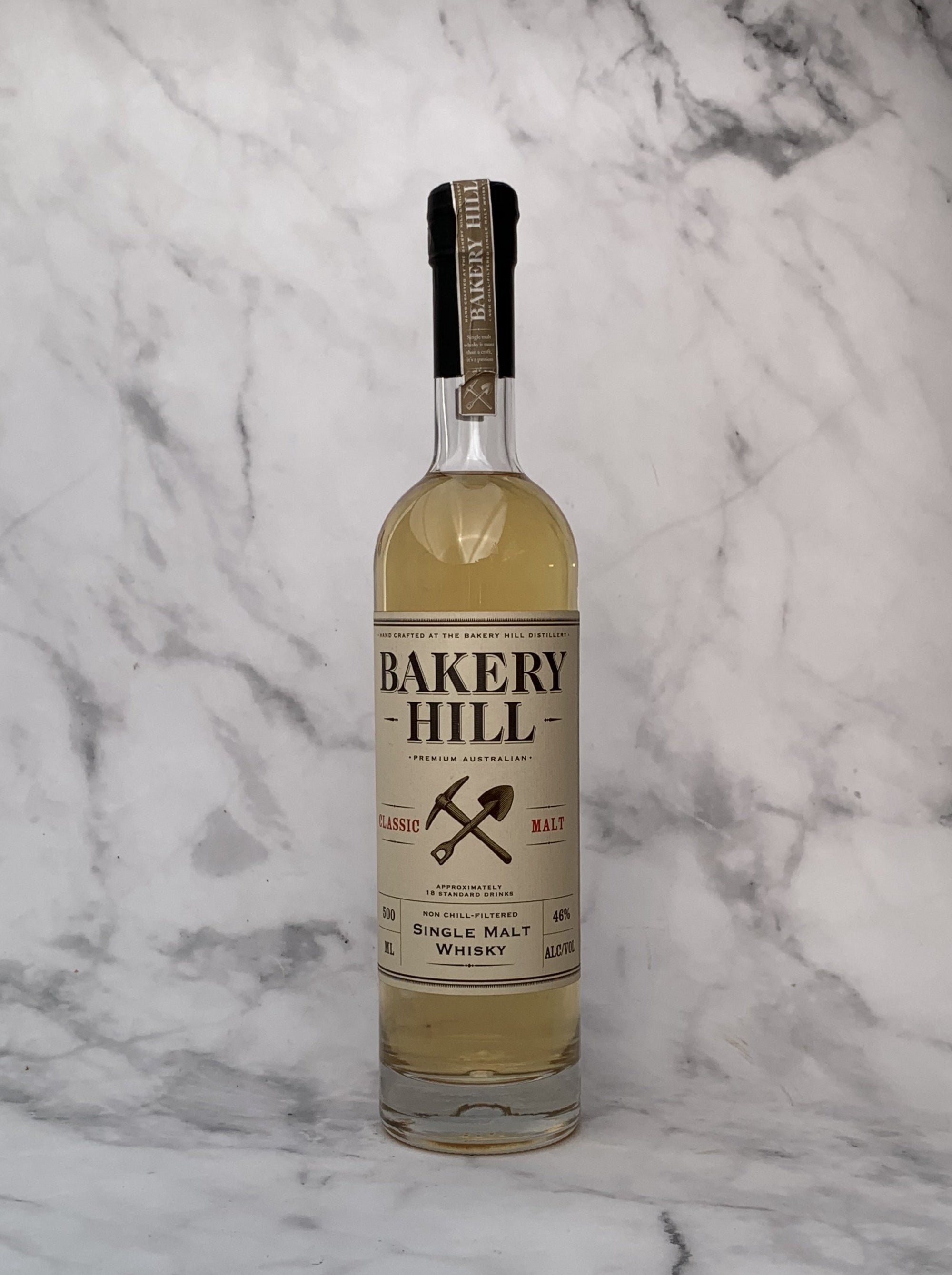 Bakery Hill Classic Malt Whisky (50ml serve)